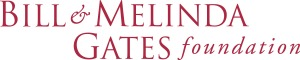 Logo for Bill & Melinda Gates Foundation