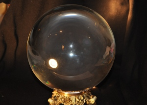 Photo of a Crystal Ball
