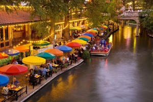 Photo of the San Antonio River Walk