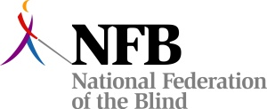 Logo for the National Federation of the Blind