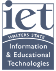 Logo for Walters State Informatin and Educational Technologies department