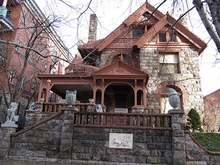 Molly Brown House Museum by Ken Lund