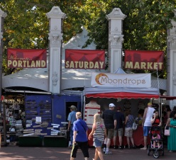 Photo of Saturday market