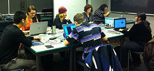 BC Open Textbook Accessibility Toolkit Team working