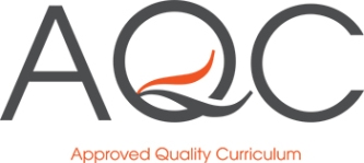 Logo for DEAC's Approved Quality Curriculum.