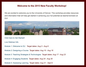 Keairns NewFacultyWorkshop