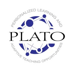 Logo for the PLATO program