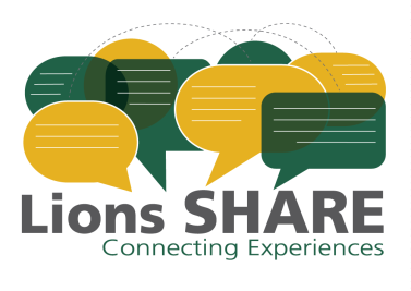 the Lions SHARE logo