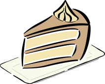 Image of a peice of cake