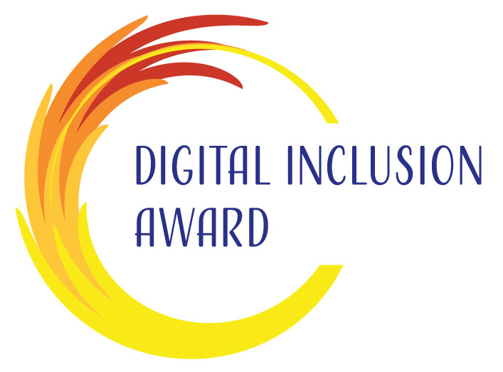 digital inclusion award logo