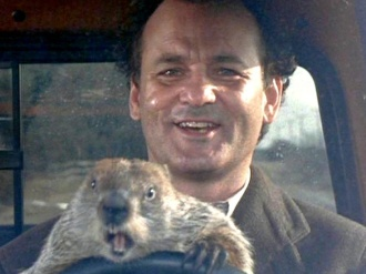Bill Murray in the 1993 movie