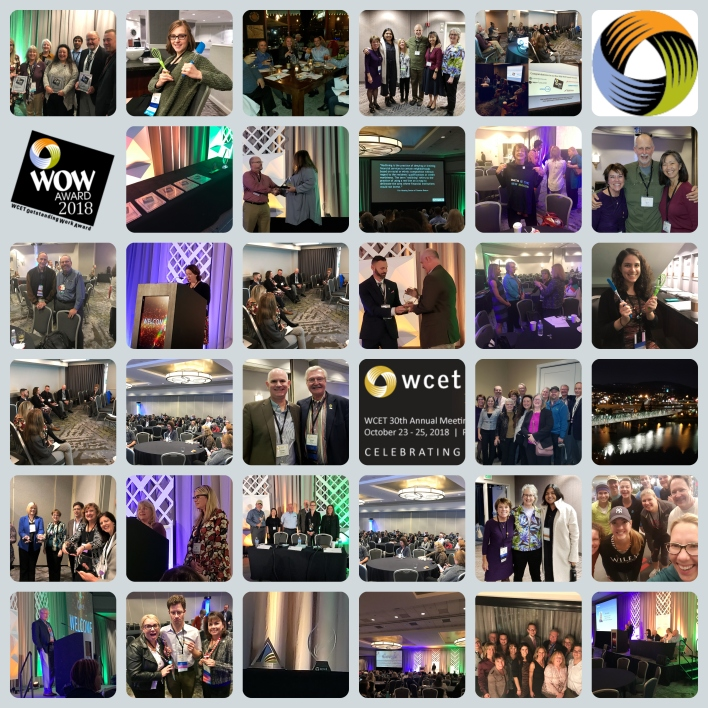 a collage of 36 photos from the AM